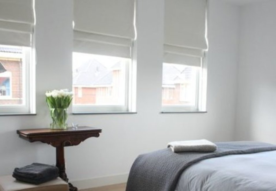 blockout roman blinds