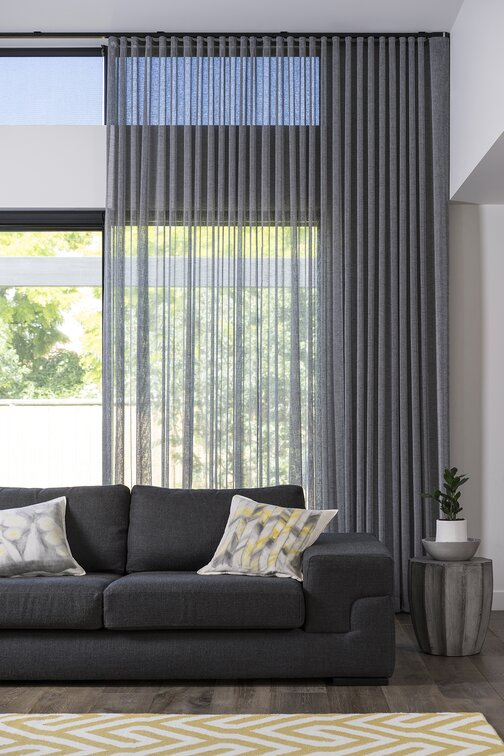 Cannes S Fold Sheer Curtains Shop Online At Oz Blinds